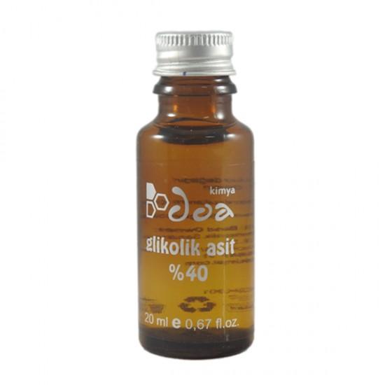 Glikolik Asit 40