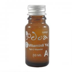 C Vitaminli Yağ